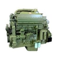 Diesel Engine for Construction