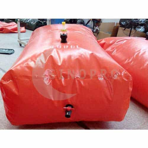 Good Sealing Foldable PVC Inflatable Water Tanks